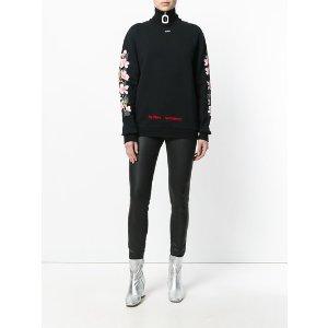 cherry flower sweatshirt