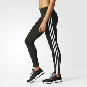 adidas D2M Three Stripes Long Tights