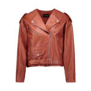 Audric leather jacket