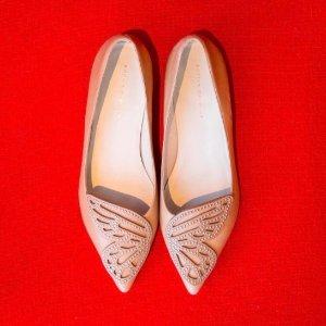 低至5折+包邮包关税Luisaviaroma季末大促  $240收Sophia Webste蝴蝶平底鞋、超Q小熊卫衣~