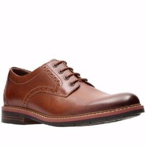 $39.99 ($110)Clarks Melshire Plain Men's Shoes Sale