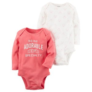 2-Pack Collectible Bodysuits
