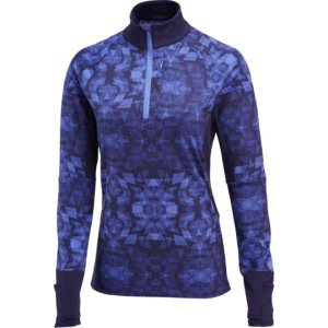 Women - Roam Wild Half Zip Tech Top - Eclipse Print | Merrell