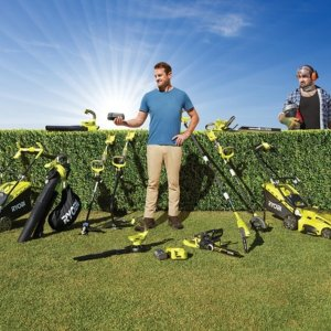 UP TO 40% OFFRyobi Outdoor Power Equipment One Day Sale