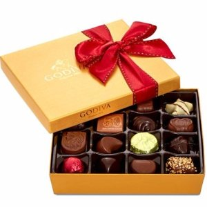 节日巧克力礼盒19粒
