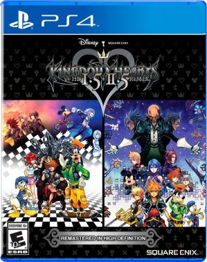 $27.99 for GCUKingdom Hearts HD 1.5 + 2.5 ReMIX