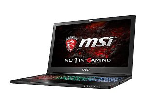 MSI GS63VR Laptop (i7 6700HQ, GTX1060, 16GB, 1TB)