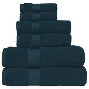 Premium Cotton 6-pc. Bath Towel Set