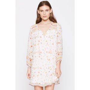 Women's Vesta Silk Dress made of Silk | Women's Sale by Joie