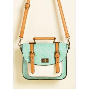 Buckle Into Boldness Bag | ModCloth