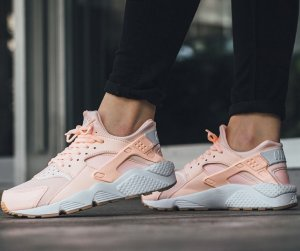 $110Women's Nike Air Huarache Running Shoes @ FinishLine