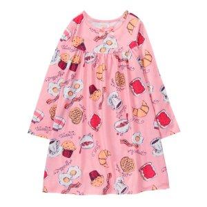 breakfast nightgown