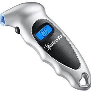 $11.39AstroAI 电子胎压计带LCD背光 4.8星高分好评产品