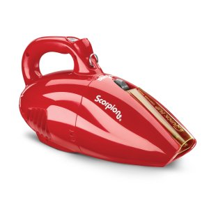 Scorpion Quick Flip Corded Bagless Handheld Vacuum