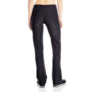 adidas Womens CLIMALITE Straight Workout Pant Athletic Yoga Black Leggings XS-2X | eBay