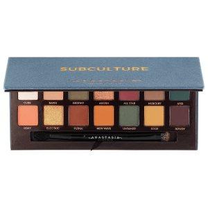 Subculture Eye Shadow Palette - Anastasia Beverly Hills | Sephora