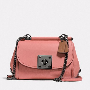 Drifter Crossbody in Edgestain Leather