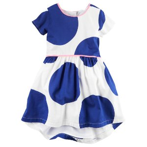 Toddler Girl Polka Dot Dress | Carters.com
