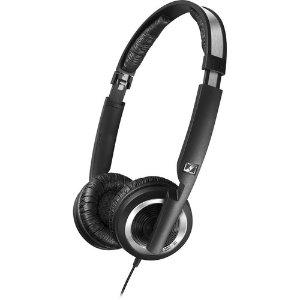 Sennheiser PX 200-IIi On-Ear Stereo Headphones with Microphone