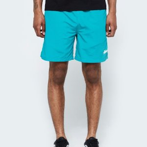 Stock Elastic Waist Short II in Green