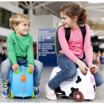 Trunki: The Original Ride-On Suitcase NEW, Frieda (White)