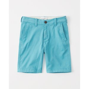 boys Classic Chino Shorts | boys clearance | Abercrombie.com
