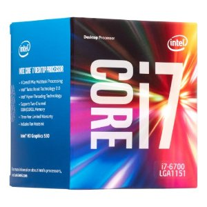 Intel Core i7-6700 Skylake Processor 3.4GHz 8.0GT/s 8MB LGA 1151 CPU, Retail | Jet.com