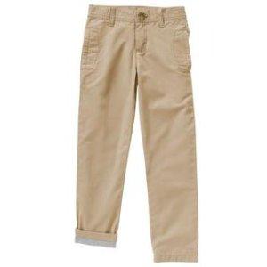 Lined Chino Pants at Crazy 8
