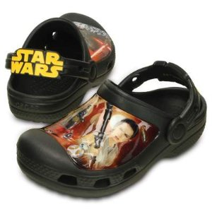 Crocs Star Wars™ 男童洞洞鞋