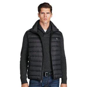 Packable Down Vest - Big & Tall � Jackets & Outerwear - RalphLauren.com