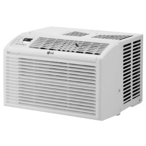 LG 6000 BTU 115-Volt Window Air Conditioner with Remote LW6017R - JCPenney