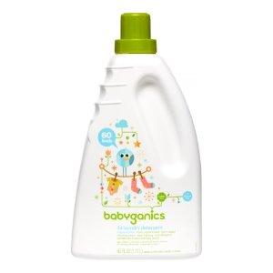 Babyganics 3X Laundry Detergent, Fragrance Free, 60 Loads | Jet.com