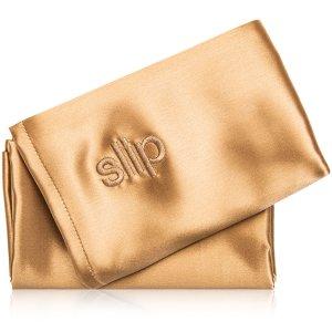 slip Queen Pure Silk Pillowcase - Gold - Dermstore