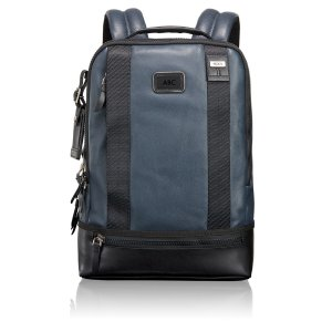 Dover Leather Backpack - Alpha Bravo | Tumi US