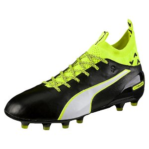 evoTOUCH 1 FG Men's Firm Ground Soccer Cleats - US