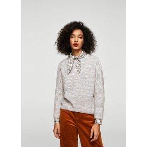 Dolman-sleeve sweater - Women | MANGO USA