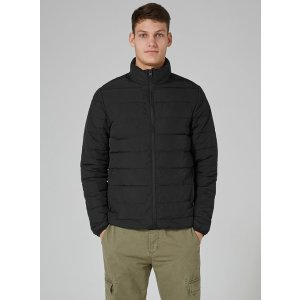 Black Quilted Jacket - Top Coats And Jackets - Clothing