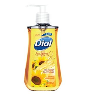 $0.93Dial Liquid Hand Soap, Sunshine Blossoms, 7.5 Fluid Ounces