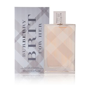 Burberry Brit For Women By Burberry Eau De Toilette Spray