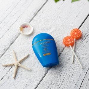 20% OffSuncare Items @ Shiseido