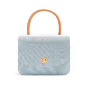 Metropolitan top-handle grosgrain bag | Mansur Gavriel