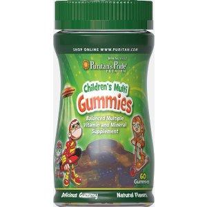 Children's Multivitamins & Minerals Gummies 60 Gummies