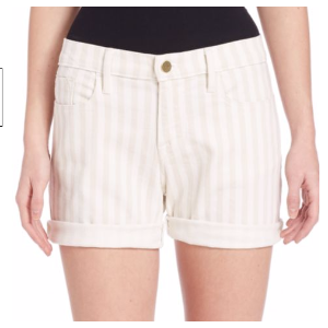 FRAME - Le Cut Off Shorts - saks.com