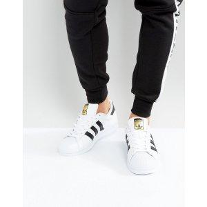 adidas Originals   adidas Originals Superstar Sneakers In White C77124