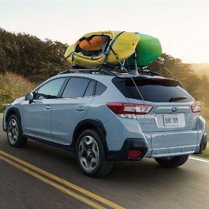 全新外形 时尚与实用兼具2018 Subaru Crosstrek 全新上市现已到店
