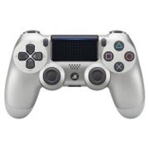 Sony DualShock 4 Controller for PlayStation 4, Silver - Walmart.com