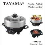 TRMC-40 Shabu and Grill Multi-Cooke