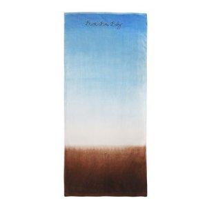 Dip Dye Beach Towel