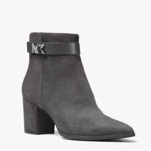 Julianna Suede Ankle Boot