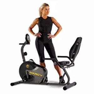 Marcy NS-716R Magnetic Resistance Recumbent Bike